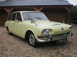 1967 Triumph 2000 Mk1 Estate (Card Payments Accepted) SOLD