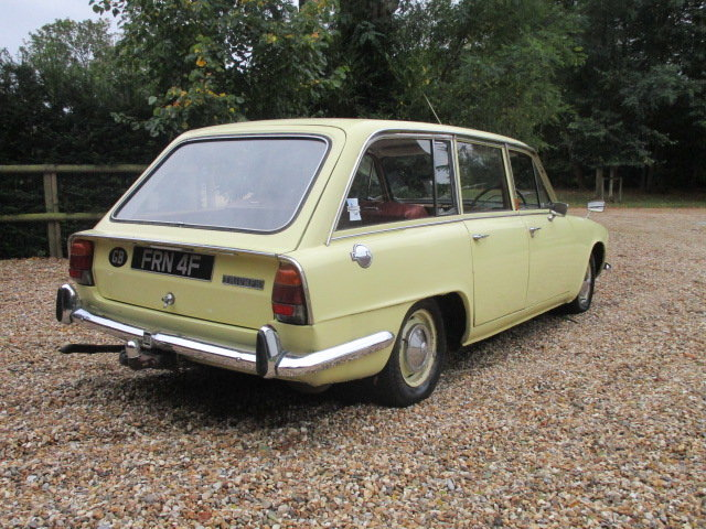 1967 Triumph 2000 Mk1 Estate (Card Payments Accepted) SOLD (picture 3 of 6)