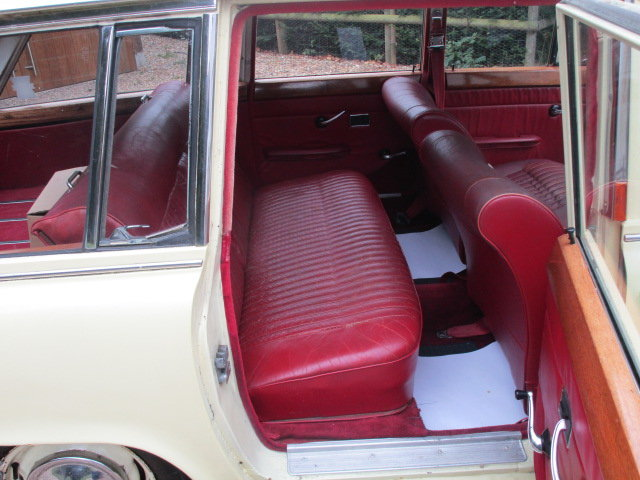 1967 Triumph 2000 Mk1 Estate (Card Payments Accepted) SOLD (picture 5 of 6)