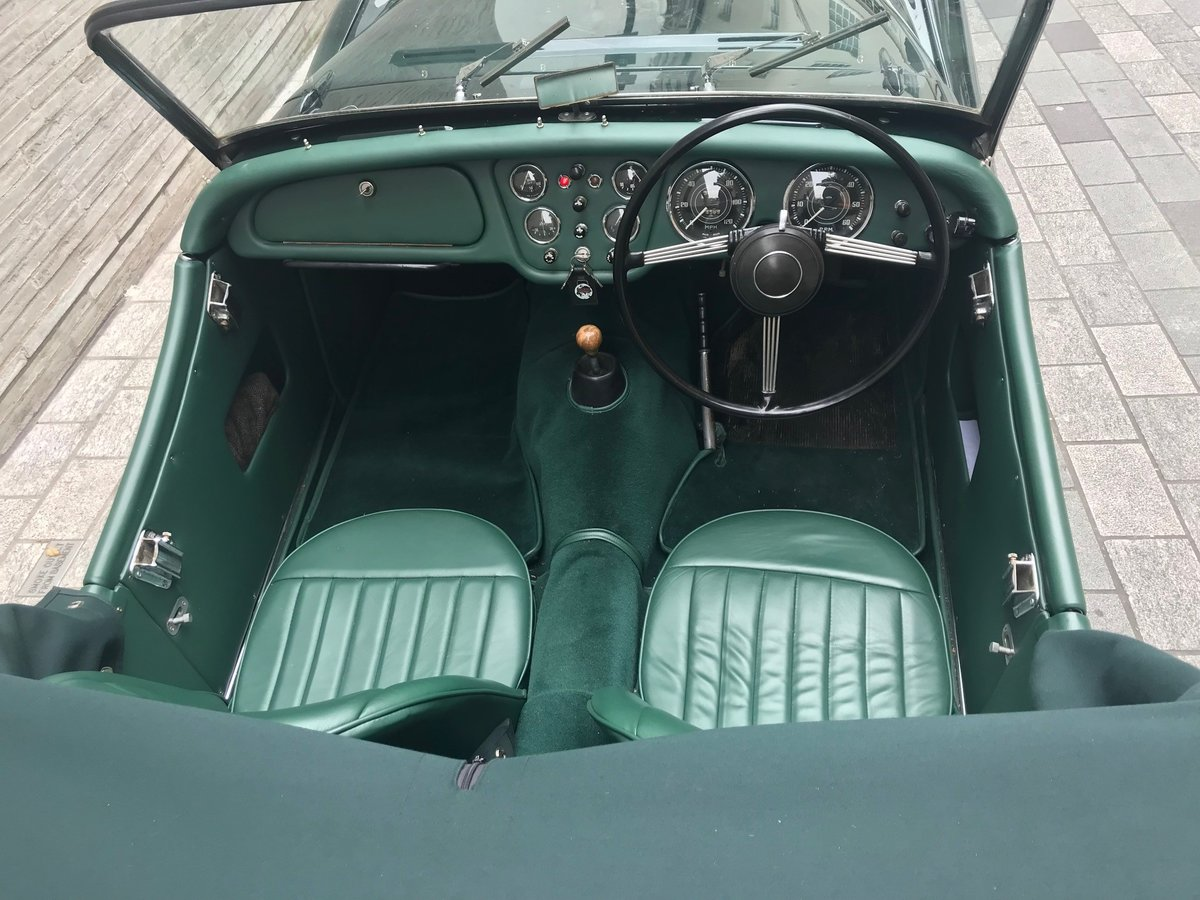 1954 TRIUMPH TR2 with Overdrive Original RHD For Sale (picture 4 of 6)