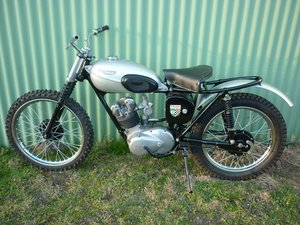 1961 TRIUMPH TIGER CUB T20 TRIALS / SCRAMBLER (PRE 65) For Sale