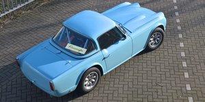 1962 Triumph TR4 LHD Race/rally/road car