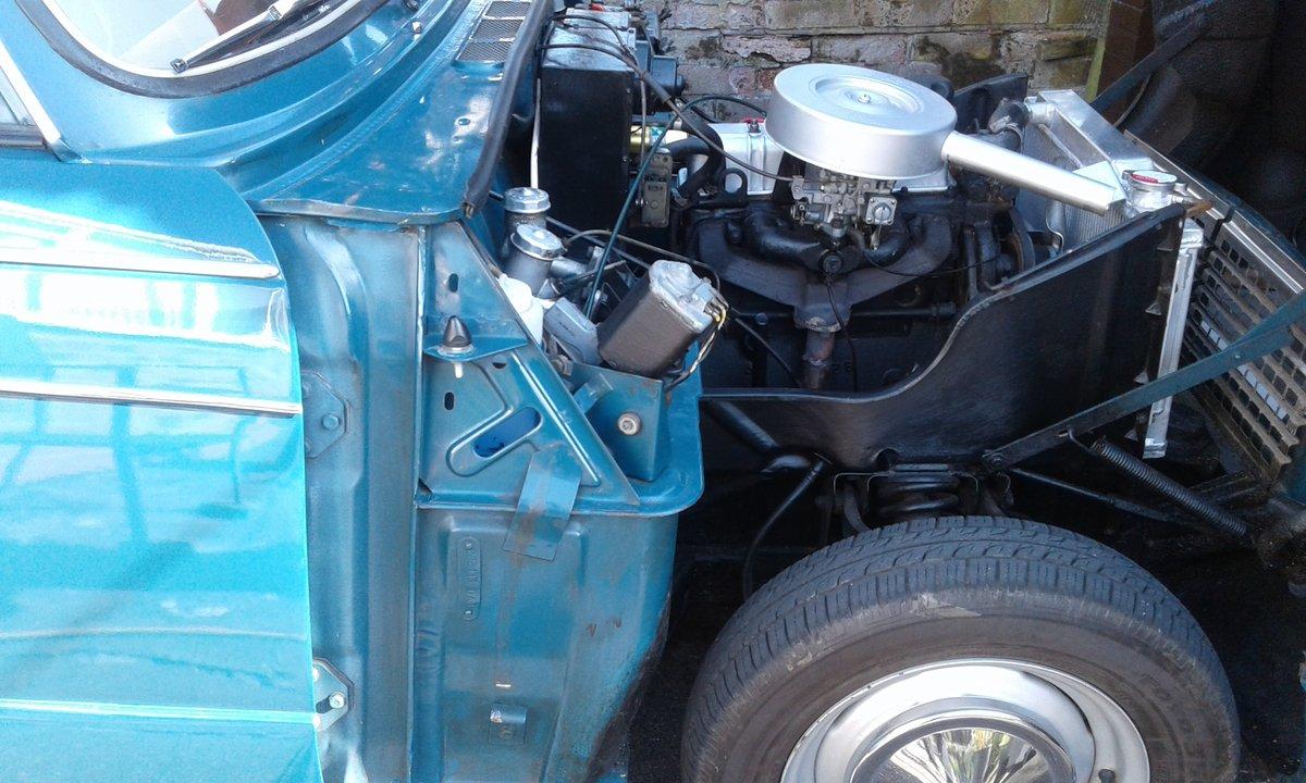 1970 Triumph Herald Valencia blue  SOLD (picture 4 of 6)
