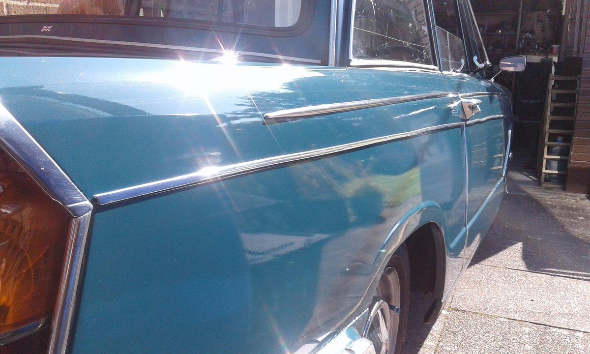 1970 Triumph Herald Valencia blue  SOLD (picture 5 of 6)