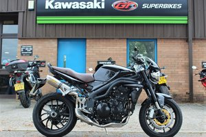2010 60 Triumph Speed Triple 1050 Naked Roadster For Sale