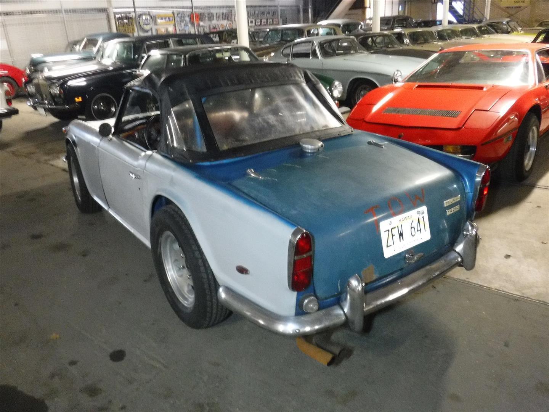1968 Triumph TR250 '68 For Sale (picture 6 of 6)