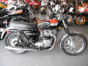 1976 Triumph T140 Stunning and restored Engine rebuild SRM  For Sale