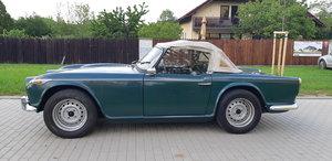1966 Triumph TR 4 IRS