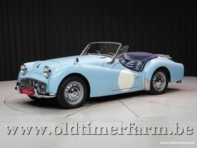 1960 Triumph TR 3A '60 CH937L For Sale (picture 1 of 6)