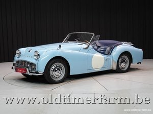 Picture of 1960 Triumph TR 3A '60 CH937L For Sale