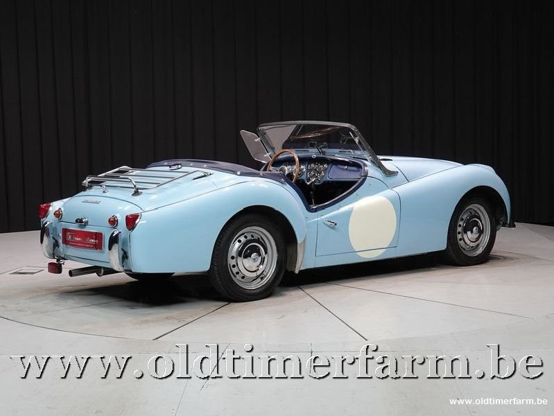 1960 Triumph TR 3A '60 CH937L For Sale (picture 2 of 6)