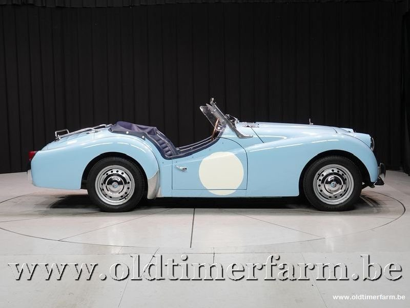 1960 Triumph TR 3A '60 CH937L For Sale (picture 3 of 6)