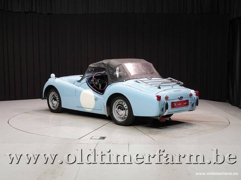 1960 Triumph TR 3A '60 CH937L For Sale (picture 6 of 6)