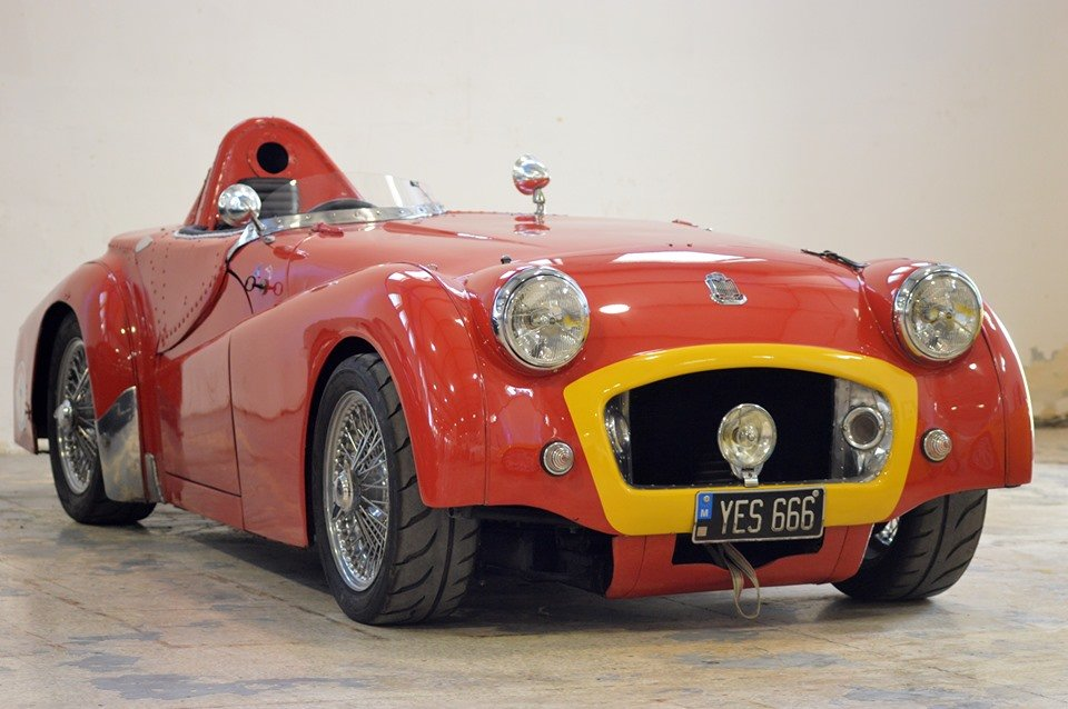 1955 TR2 MACAU For Sale (picture 1 of 6)