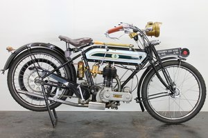 Triumph Model SD 1920 550cc 1 cyl sv For Sale