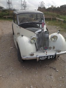 1952 Triumph Renown - Classic  For Sale