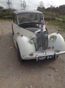 1952 Triumph Renown - Classic