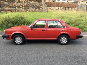 1984 Triumph Acclaim - Rare Amazing Condition