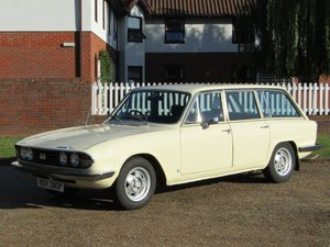 1976 Triumph 2500 S Auto Est NO RESERVE at ACA 2nd November