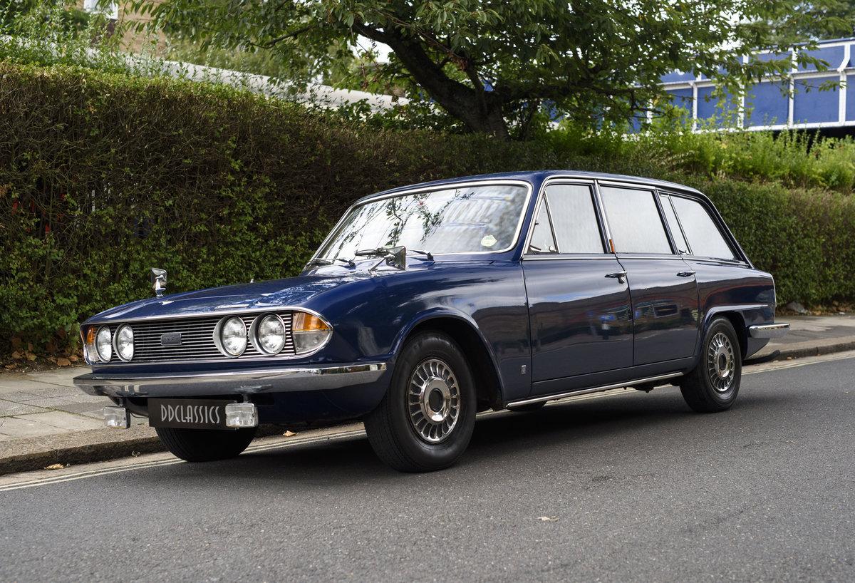 1974 Triumph 2000 Estate Car (RHD) For Sale (picture 1 of 20)