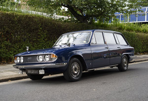 1974 Triumph 2000 Estate Car (RHD)