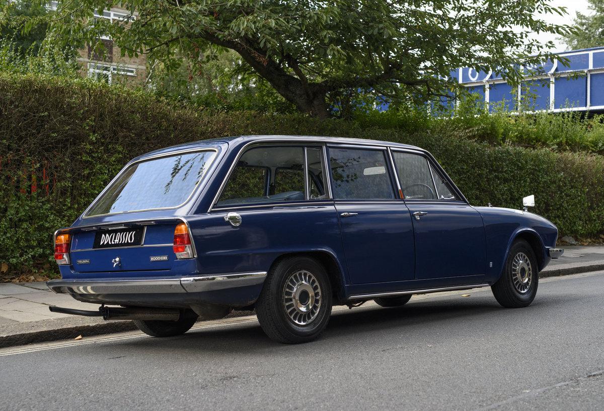 1974 Triumph 2000 Estate Car (RHD) For Sale (picture 3 of 20)