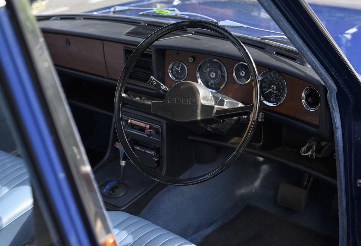 1974 Triumph 2000 Estate Car (RHD) For Sale (picture 15 of 20)