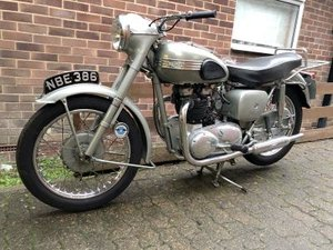 1955 Triumph 6T Thunderbird For Sale by Auction