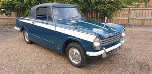 *NOVEMBER AUCTION* 1968 Triumph Herald 13/60 For Sale by Auction