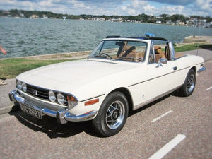 1978 Triumph Stag Mk 2 For Sale by Auction
