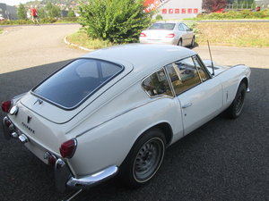 1968 TRIUMPH GT6 MK1,  ALL ORIGINAL For Sale
