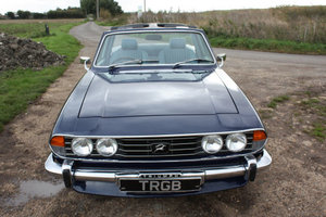 1974 TRIUMPH STAG - AUTOMATIC For Sale