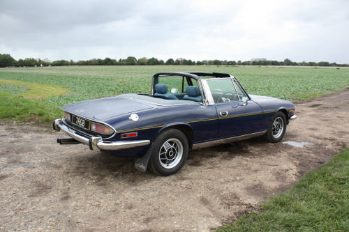 1974 TRIUMPH STAG - AUTOMATIC SOLD (picture 4 of 6)