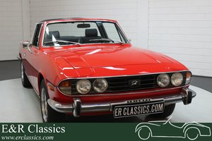 Triumph Stag 3.0 V8 1974 In good condition