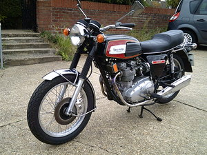 1973 Triumph Trident T150V 5 Speed For Sale