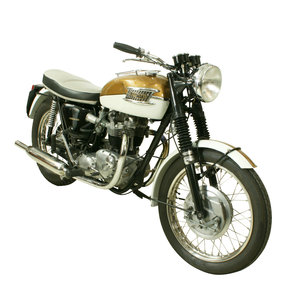 1972 Triumph Bonneville Motorcycle T120R For Sale