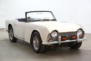 1964 Triumph TR4A