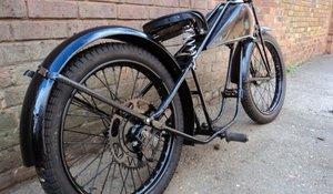 1930 Triumph Model X