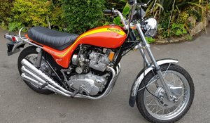 1972 Triumph X75 Hurricane For Sale by Auction