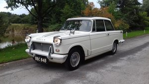 1964 TRIUMPH HERALD 12/50 SALOON ~ ORIGINAL & 1 FAMILY OWNED