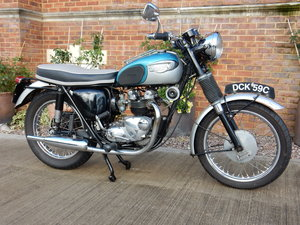 Triumph Tiger 100SS  1965  500cc For Sale