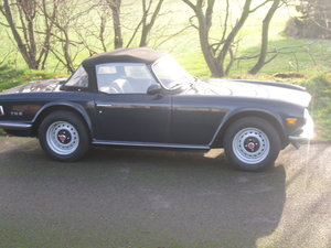 1969 Triumph TR6 CP Code RHD For Sale