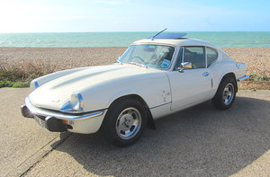 1974 Triumph GT6 Mk 3 For Sale