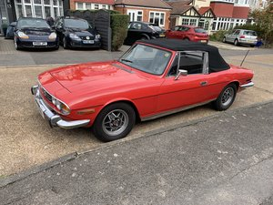 Triumph Stag  1971 manual gearbox GENUINE  MK1   For Sale