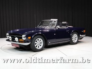 Picture of 1969 Triumph TR6 '69 For Sale