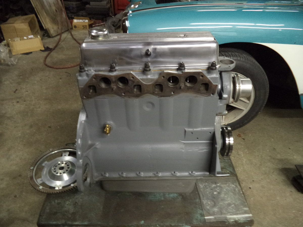 1960 Triumph TR3 race engine For Sale (picture 1 of 4)