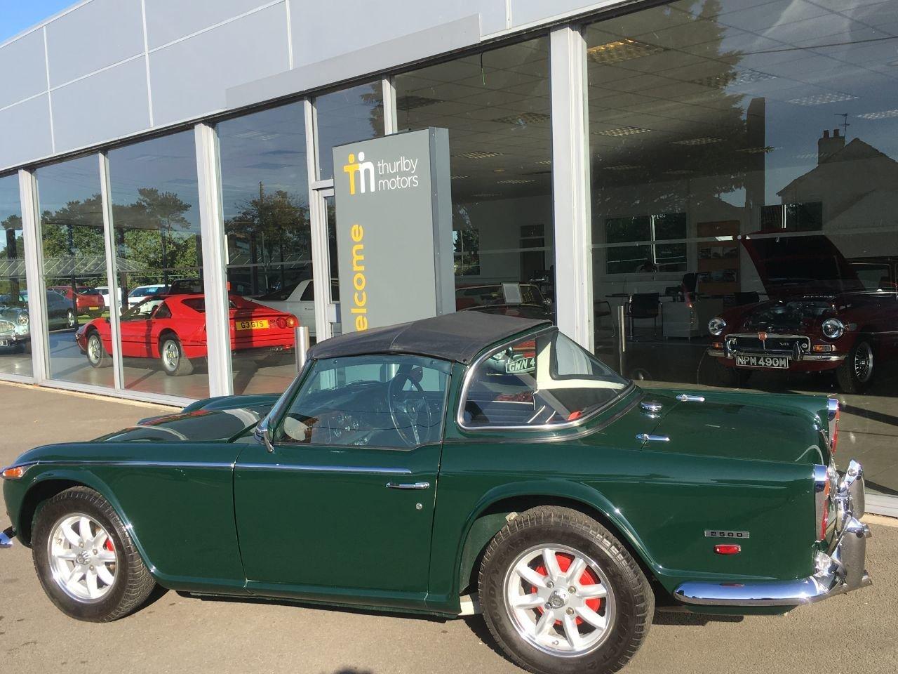 1967 Triumph TR250  For Sale (picture 3 of 6)