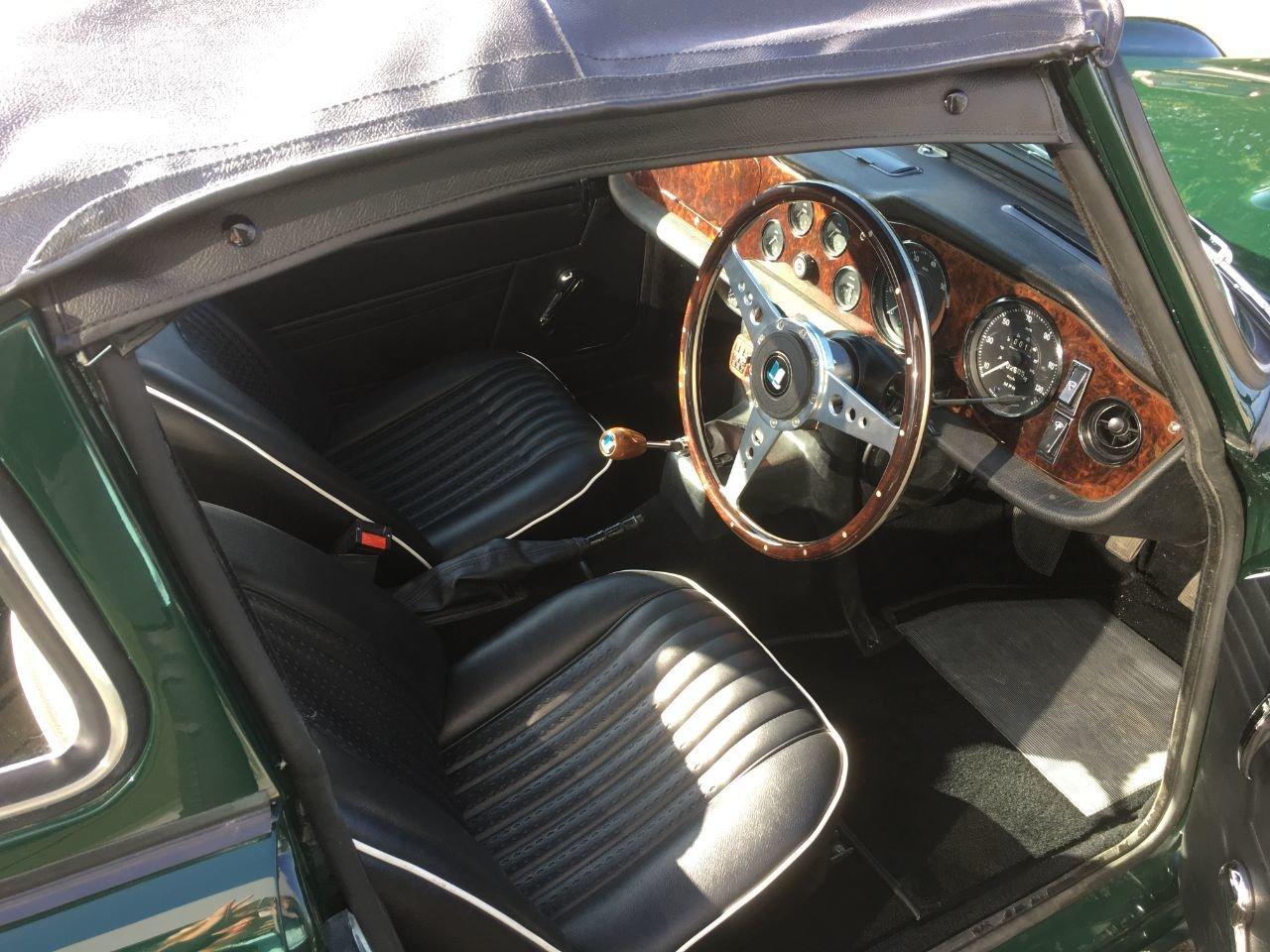 1967 Triumph TR250  For Sale (picture 6 of 6)