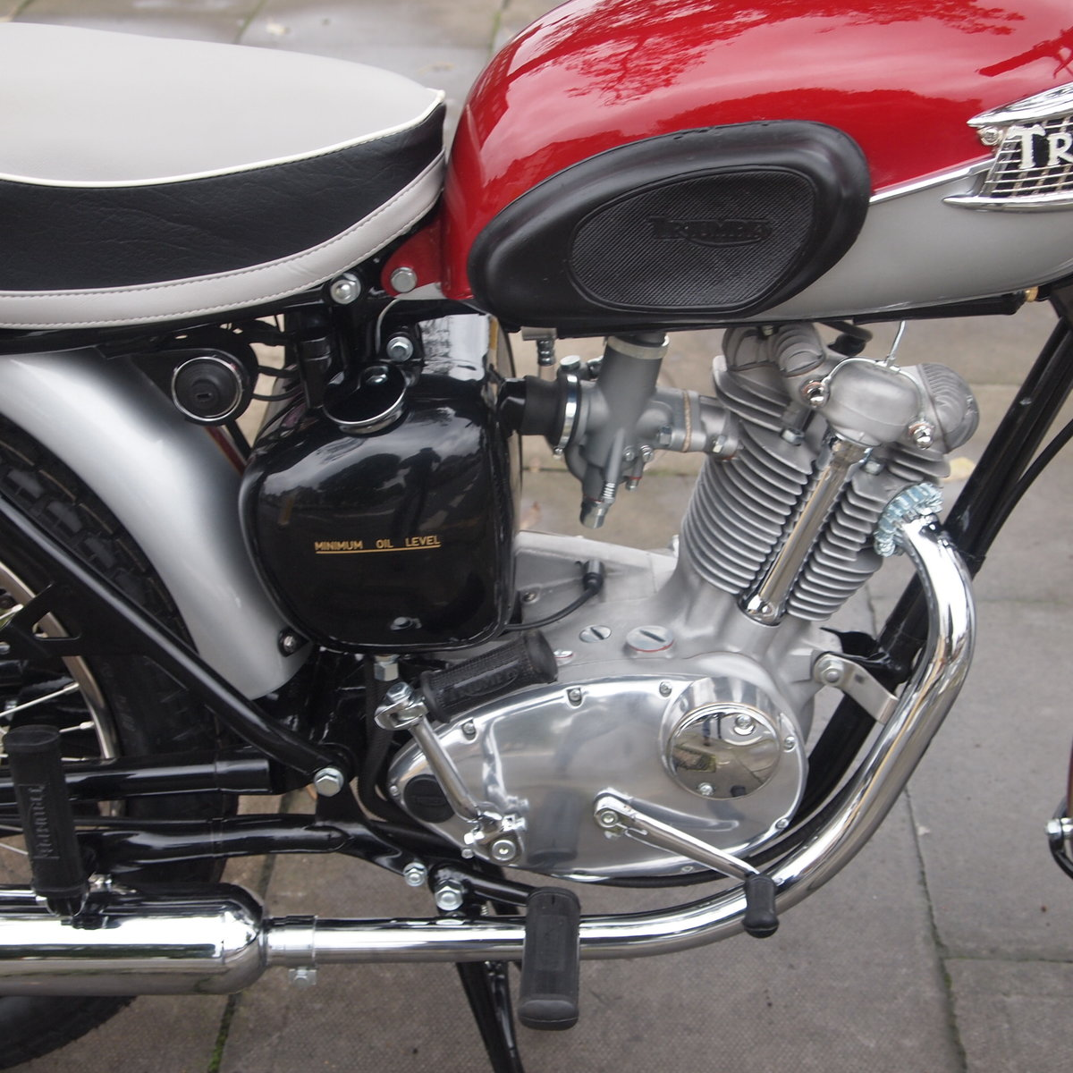 1966 T20SH Tiger Cub / RESERVED FOR CLIVE. SOLD (picture 1 of 6)