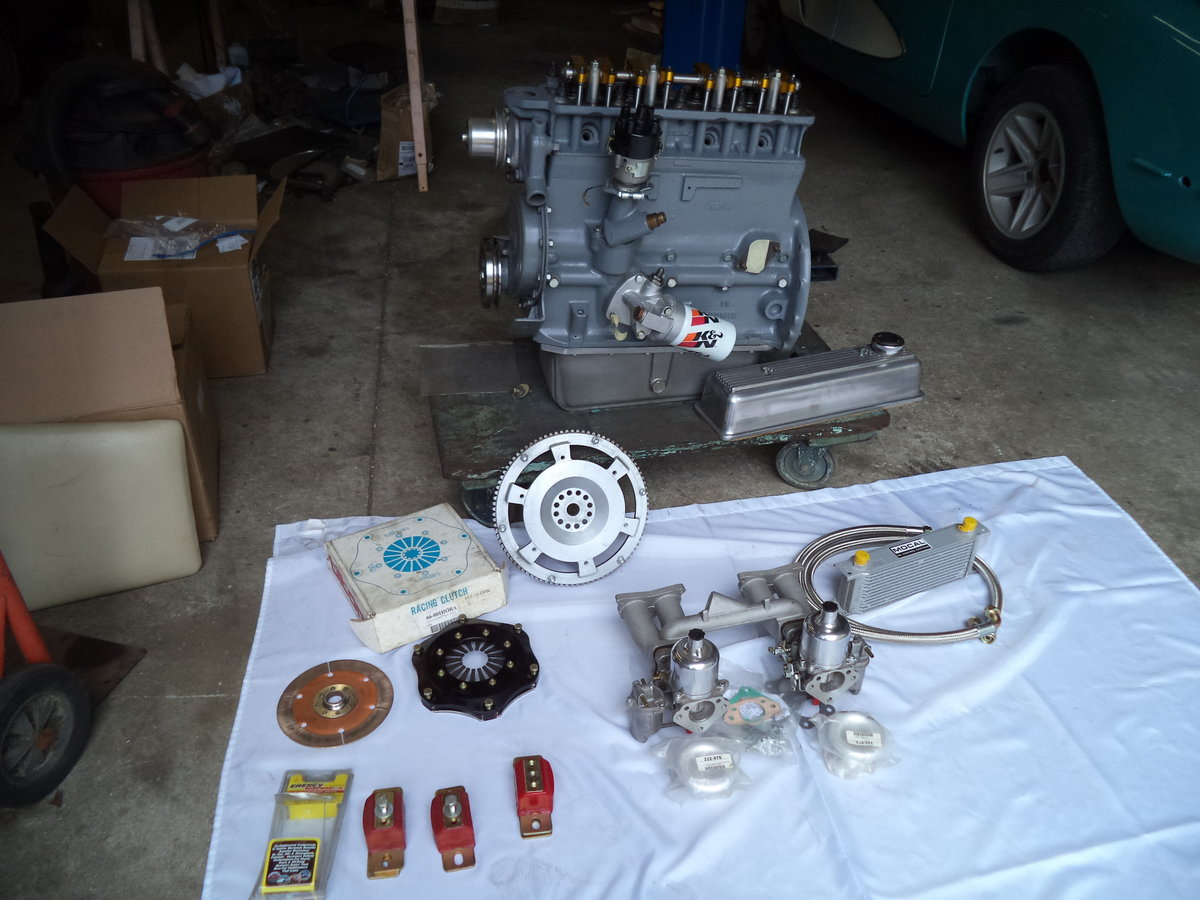 1960 Triumph TR3 race engine For Sale (picture 4 of 4)